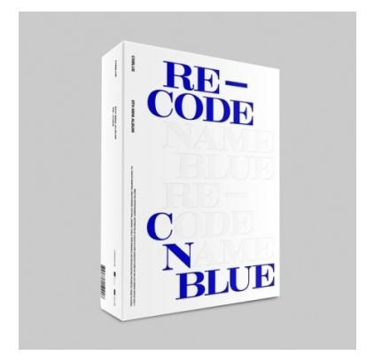 CNBLUE RE-CODE (8TH MINI ALBUM) STANDARD