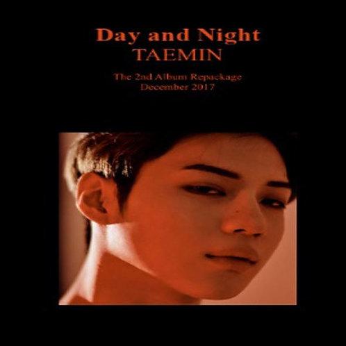 TAEMIN MOVE-ING (2ND REPACKAGE ALBUM)