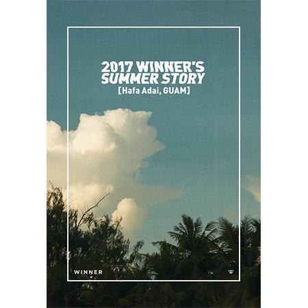 WINNER - SUMMER STORY (HAFA ADAI GUAM) DVD
