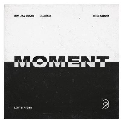 KIM JAE HWAN MOMENT (2ND MINI ALBUM)