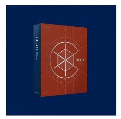 CIX HELLO CHAPTER 2 (2ND MINI ALBUM)