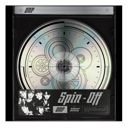 ONF SPIN OFF (5TH MINI ALBUM)