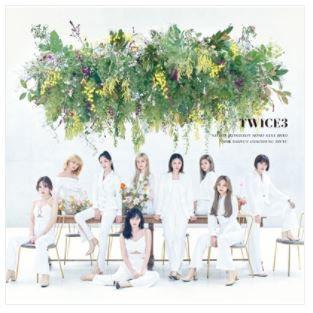 TWICE JAPAN ALBUM #TWICE3