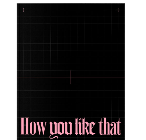 BLACKPINK SPECIAL EDITION HOW YOU LIKE THAT