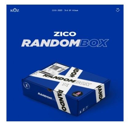 ZICO RANDOM BOX (3RD MINI ALBUM)