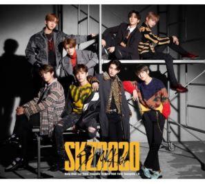 (LIMITED EDITION) STRAY KIDZ JAPAN ALBUM SKZ2020