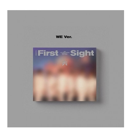 WEi IDENTITY FIRST SIGHT (1ST MINI ALBUM)