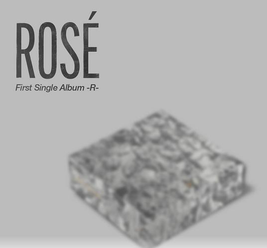 (AIR-KIT) ROSE 1ST SINGLE ALBUM -R-