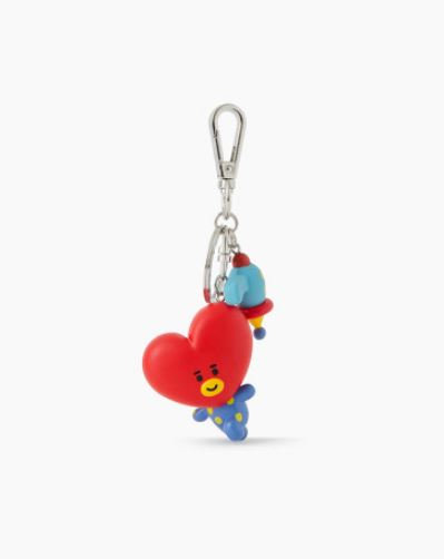 [LINE] BT21 MINI FIGURE KEYRING
