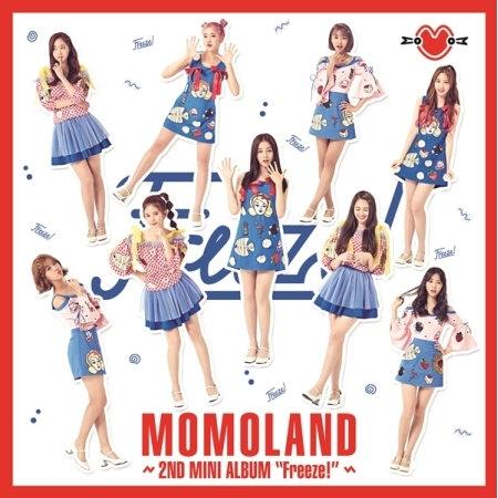 MOMOLAND - FREEZE (2ND MINI ALBUM)