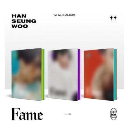 HAN SEUNGWOO FAME (1ST MINI ALBUM)