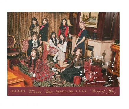TWICE THE YEAR OF YES 3RD SPECIAL ALBUM