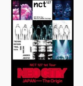 NCT127 NEOCITY: THE ORIGIN 1ST JAPAN TOUR