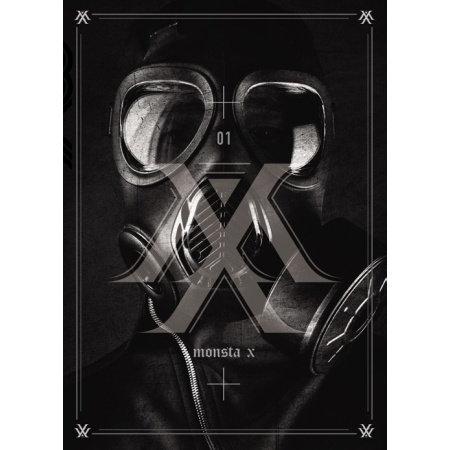 MONSTA X - TRESPASS (1ST MINI ALBUM)