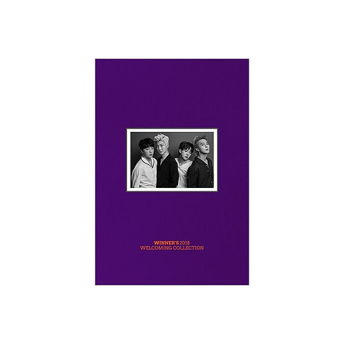WINNER - 2018 WELCOMING COLLECTION (1DISC)
