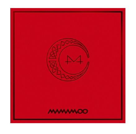 MAMAMOO  - RED MOON (8TH MINI ALBUM)