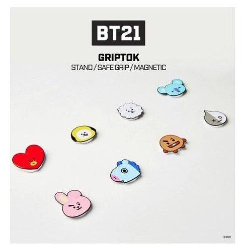 [LINE] BT21 GRIPTOK (PHONE HOLDER)