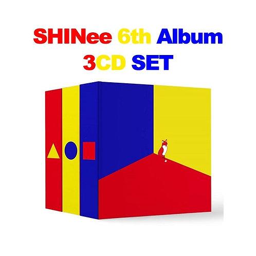 SHINEE - 6TH ALBUM THE STORY OF LIGHT SET
