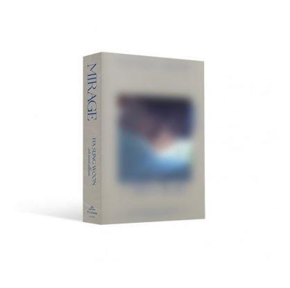HA SUNG WOON MIRAGE (4TH MINI ALBUM)