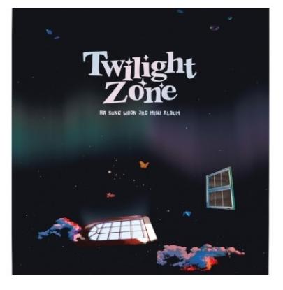 HA SUNG WOON TWILIGHT ZONE (3RD MINI ALBUM)
