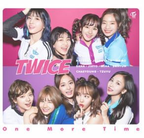 (LIMITED EDITION) TWICE JAPAN ALBUM ONE MORE TIME