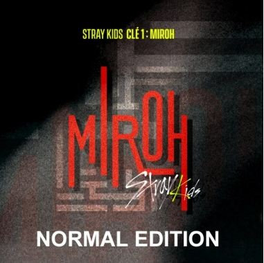 STRAY KIDS CLE 1: MIROH (NORMAL MINI ALBUM)