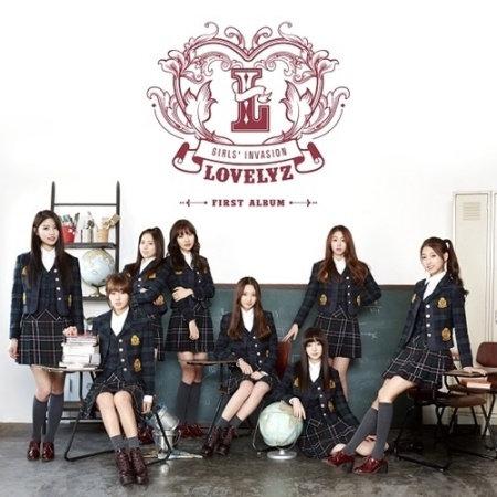 LOVELYZ - INVASION (VOL.1)