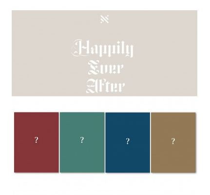 NUEST HAPPILY EVER AFTER (6TH MINI ALBUM)