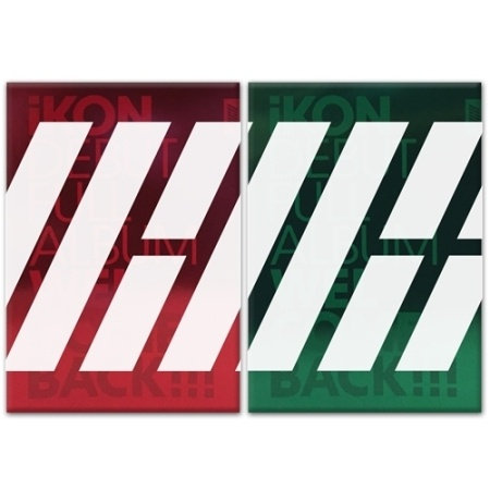 iKON - DEBUT FULL ALBUM [WELCOME BACK]