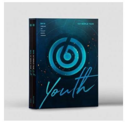 DAY6 1ST WORLD TOUR (YOUTH) DVD