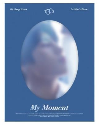 HA SUNG WOON MY MOMENT (1ST MNI ALBUM)