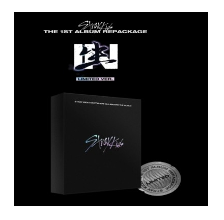 STRAY KIDS IN LIFE REPACKAGE ALBUM (LIMITED VER)