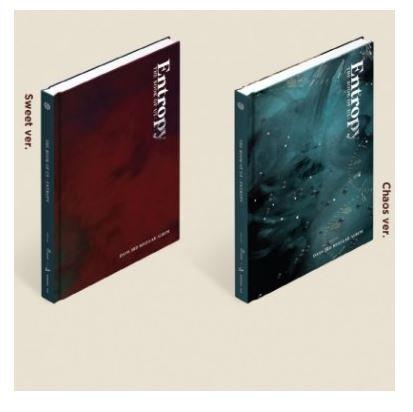 DAY6 3RD ALBUM THE BOOK OF US ENTROPY (RANDOM)