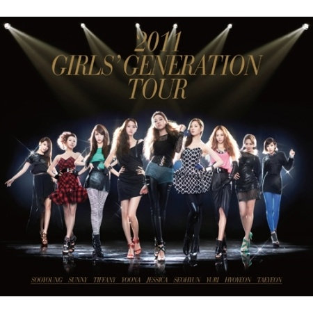 GIRLS' GENERATION ALBUM LIST 2