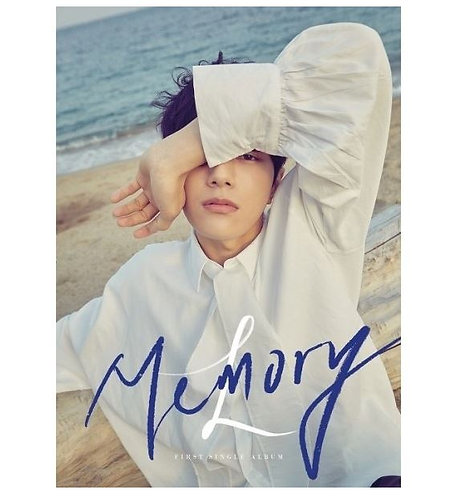 KIM MYUNGSOO MEMORY (1ST SINGLE ALBUM)