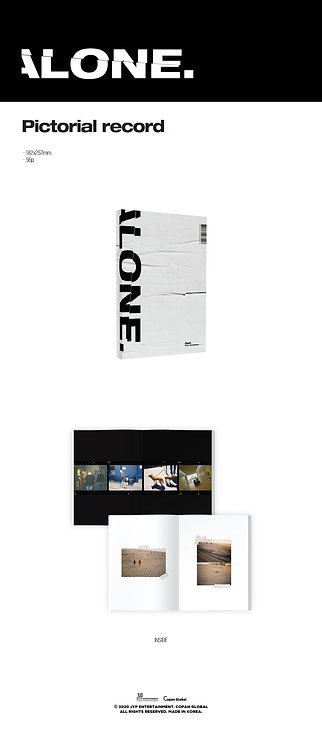 GOT7 ALONE OFFICIAL MD