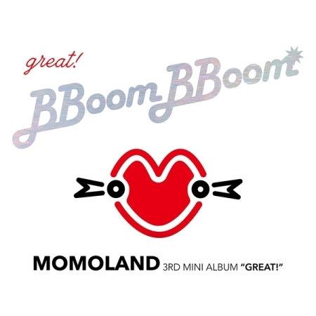 MOMOLAND - GREAT! (3RD MINI ALBUM)