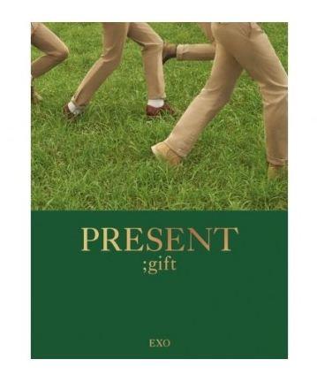 EXO PRESENT GIFT PHOTOBOOK