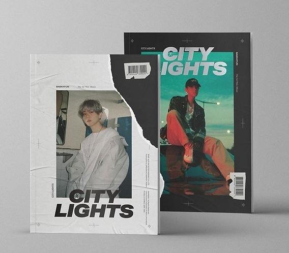 BAEKHYUN CITY LIGHTS (1ST MINI ALBUM)