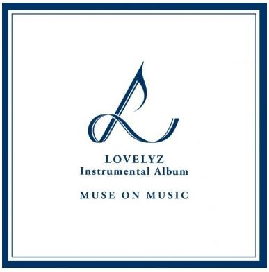 LOVELYZ MUSE ON MUSIC LIMITED EDITION