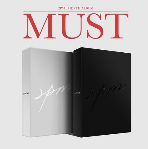 2PM MUST (7TH ALBUM)