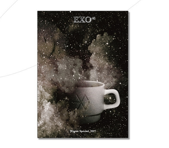 EXO - 2017 WINTER SPECIAL ALBUM: UNIVERSE