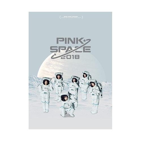 APINK - PINK SPACE 2018 BEHIND BOOK