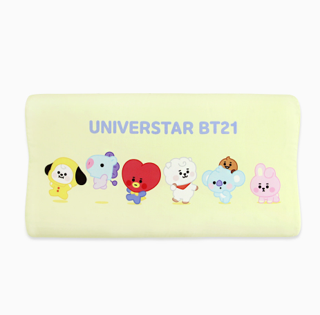 [NARAHOME] BT21 BABY LATEX PILLOW