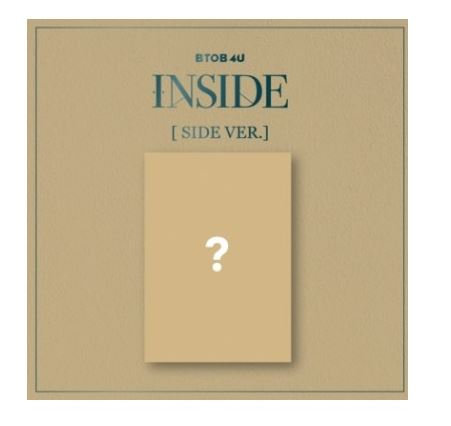 BTOB 4U INSIDE (MINI ALBUM)