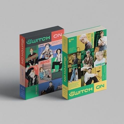 ASTRO SWITCH ON (8TH MINI ALBUM)