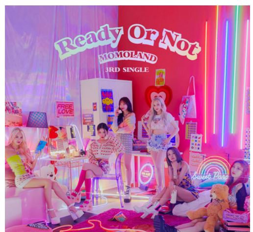MOMOLAND READY OR NOT