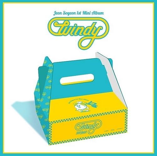JEON SOYEON WINDY (1ST MINI ALBUM)
