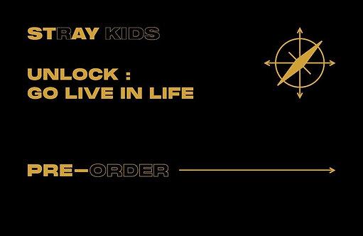 STRAY KIDS UNLOCK: GO LIVE IN LIFE MD