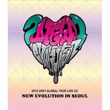 2NE1 - NEW EVOLUTION IN SEOUL (2012 2NE1 GLOBAL TOUR LIVE CD)